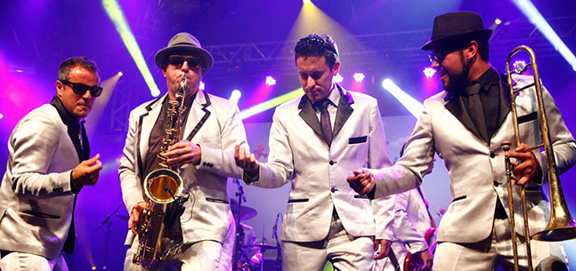 Festival Jazz & Blues inicia com muito swing